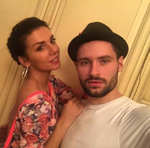 Анна Седокова отправилась отдыхать в Майами вместе с возлюбленным Сергеем Гуманом