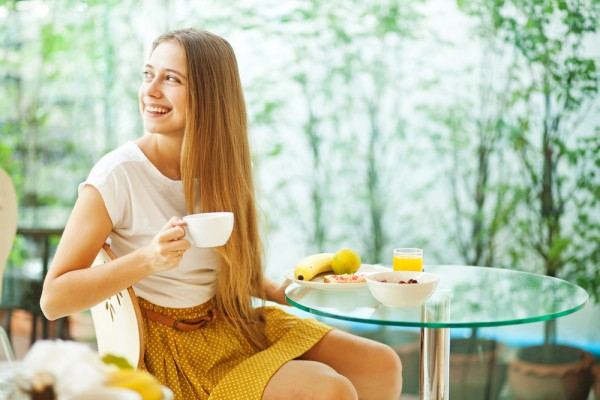 При отсутствии завтраков обменные процессы протекают на 5% медленнее
