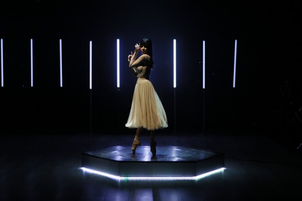 Екатерина Кухар на шоу