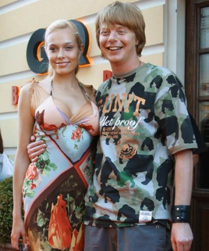 Андрей Григорьев-Апполонов не собирается разводиться с женой Мариной