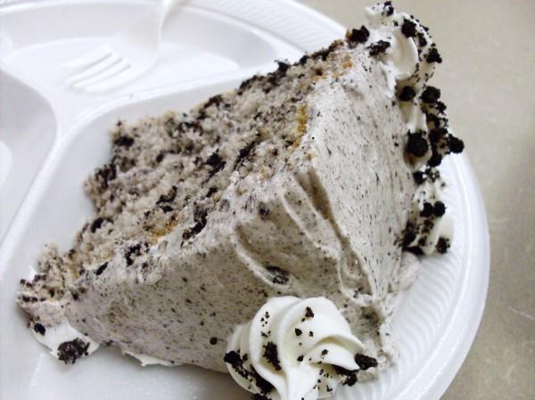 Рецепт                  Торт из печенья с орехами и сметанным кремом
