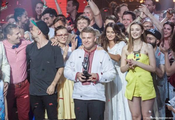 Победитель Голоса страны 5 сезон Антон Копытин