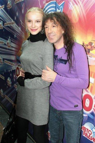 56-летний Владимир Кузьмин и его третья супруга 30-летняя Екатерина Трофимова