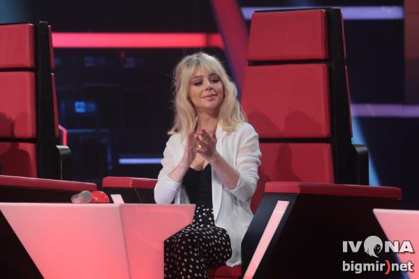 Тина Кароль – самый молодой член жюри проекта Голос країни 3