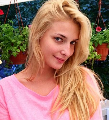 Татьяна Котова без макияжа