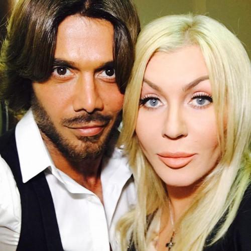 Аслан Хамадов и Ирина Билык