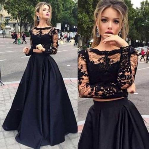 Модные вечерние платья на выпускной 2019-2020