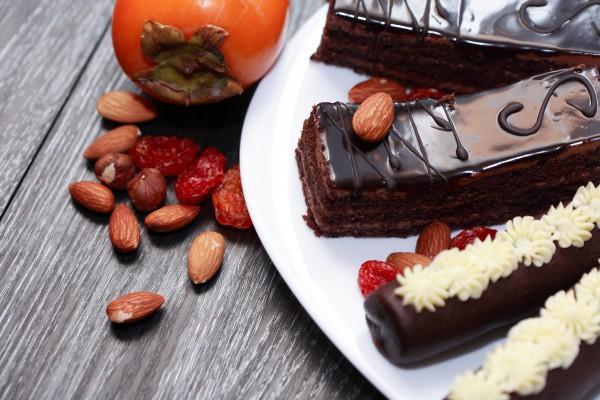 Десерты из хурмы