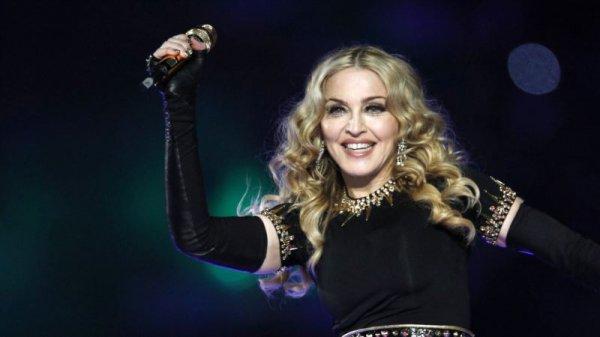Мадонна поддерживает Барака Обаму на предстоящих президентских выборах в СШИ