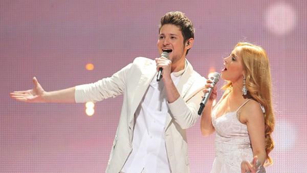 Элл и Никки – победителя Евровидения 2011