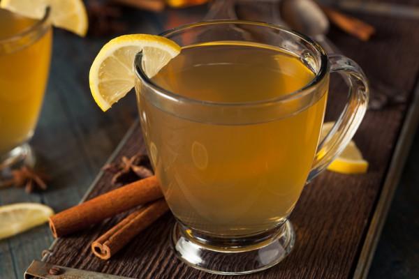 Пунш с ромашковым чаем