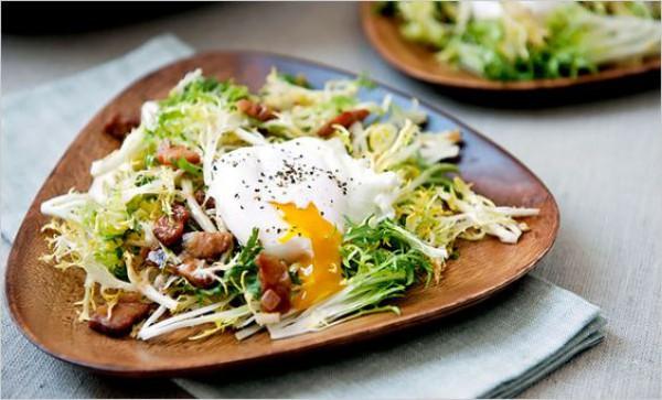 Салаты на 8 Марта: Лионский салат