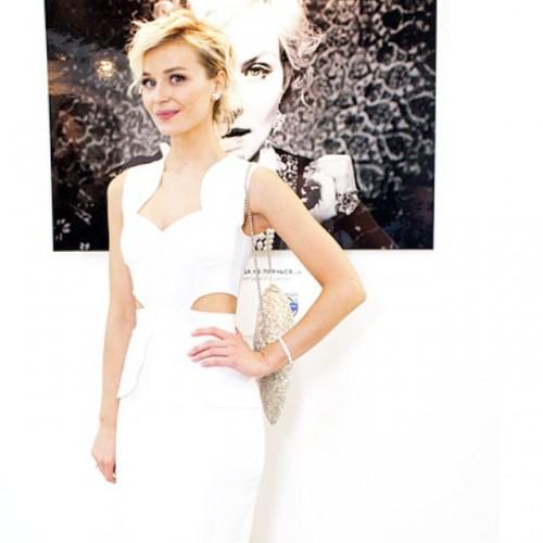 Гагарина в свадебном платье http://instagram.com/gagara1987
