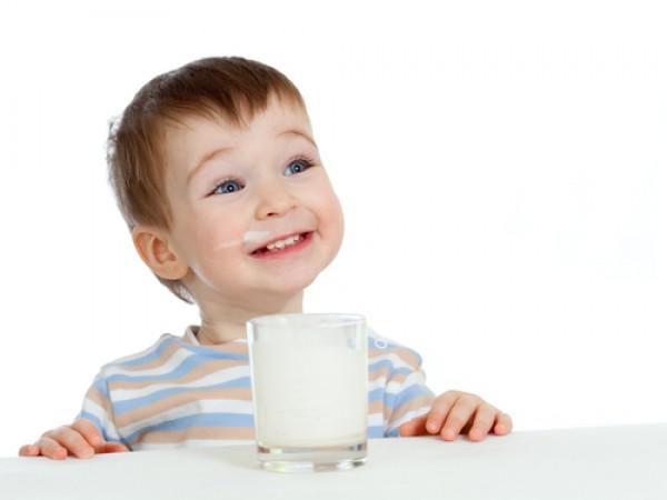 Как приучить ребенка есть молочные продукты