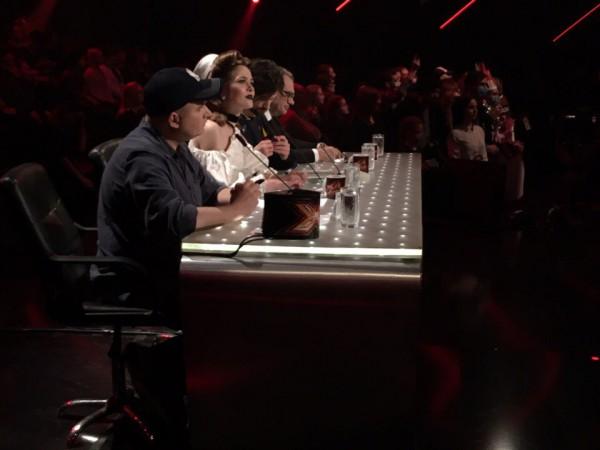 Х-фактор 7 сезон 7 прямой эфир: судьи седьмого сезона