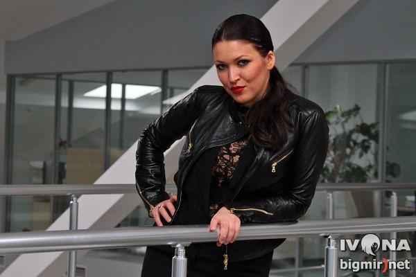Ирина Дубцова получила премию Телезвезда