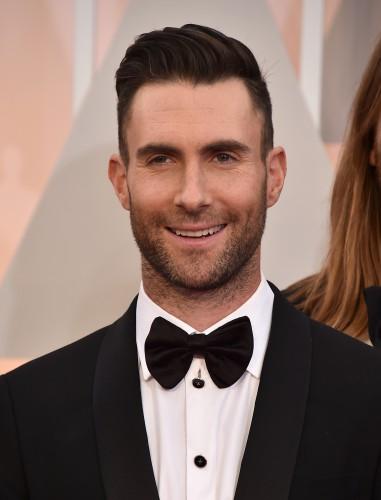 Адам Левин, солист группы Maroon 5