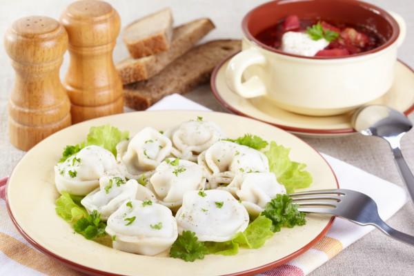 Тесто на пельмени - пошаговый рецепт с фото на Повар