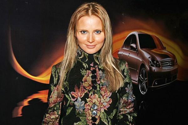 Дана Борисова переживает за свою маленькую дочь
