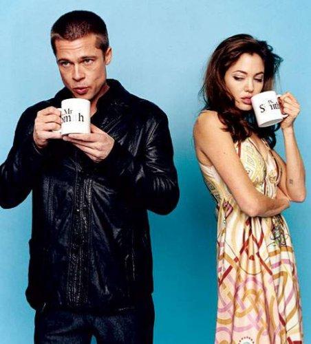 Анджелина Джоли выругала Брэда Питта после мальчишника
