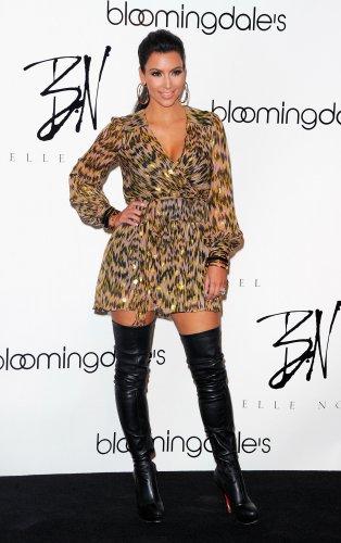 Ким тоже обожает подобный стиль!