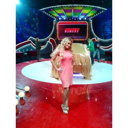 Дана Борисова будет ведущей реалити-шоу Машина