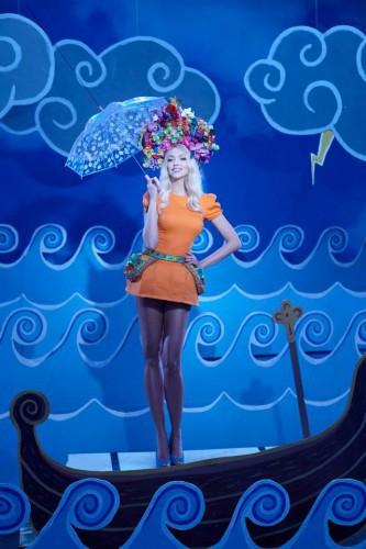 Оля Полякова из-за страха сорвала съемки шоу