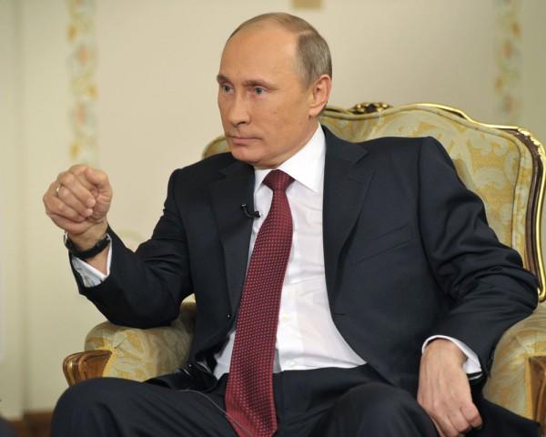 Путин не собирается отказываться от американской кинопродукции