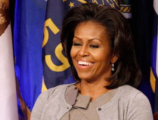 Первой леди США  Мишель Обаме исполнилось 50 лет