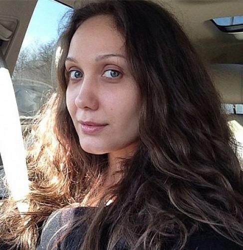 Евгения Власова не стесняется фотографироваться без макияжа