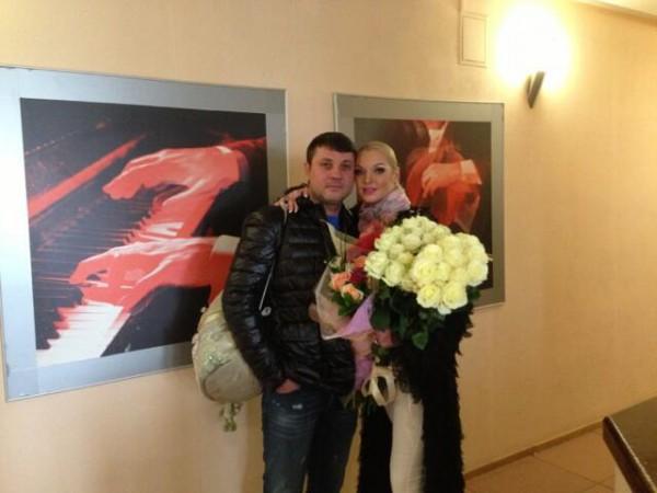 Бахтияр Салимов влюбился в глаза Анастасии Волочковой