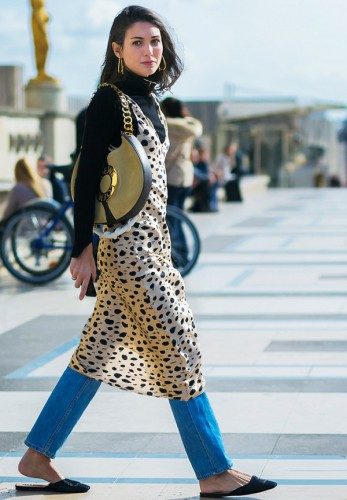 Леопард – вневременный тренд