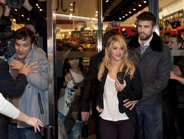Шакира не смогла простить измену изоражения