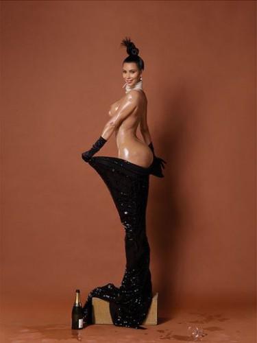 Ким Кардашьян Голая Фото