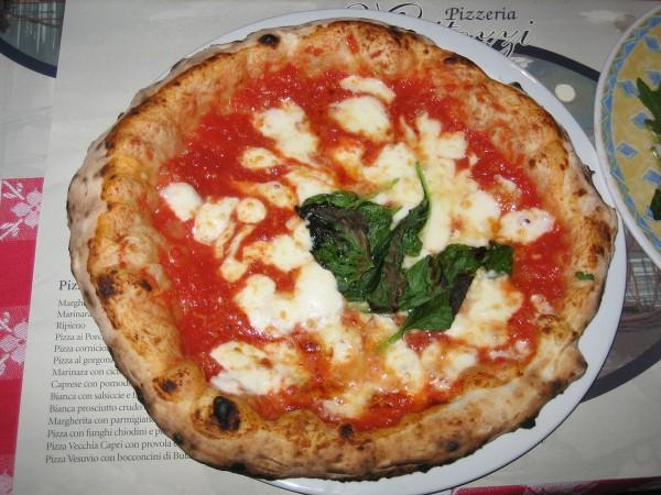 Италия: Пицца