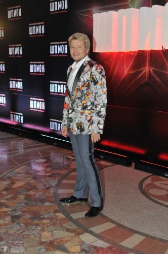 Николай Баском отметил 36-й день рождения
