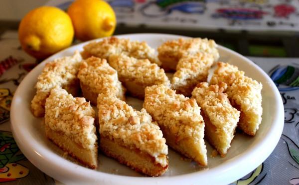 печенье домашнее рецепт лимонное