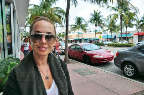Жанна Фриске рассказала о том, как ей живется в Майами