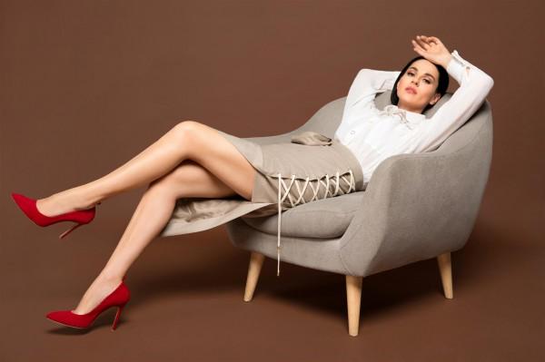 Коллекция обуви от Маши Ефросининой фото
