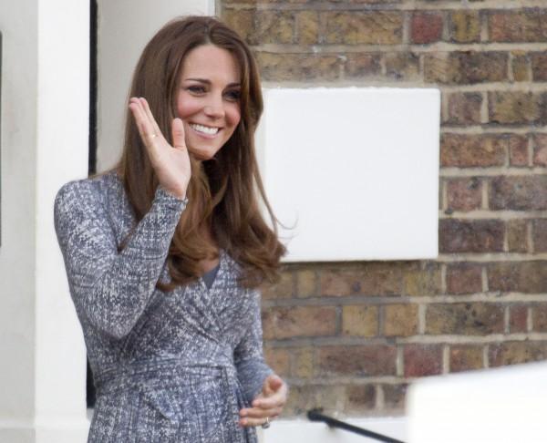 Британцы считают Кейт Миддлтон иконой красоты