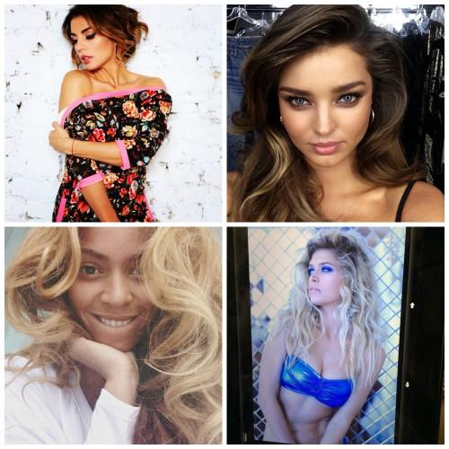 Самые стильные снимки звездного Instagram
