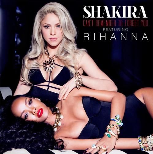 Рианна и Шакира записали дуэт