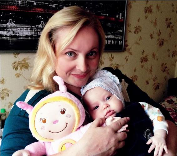 Светлана Пермякова в плохих отношениях со свекровью