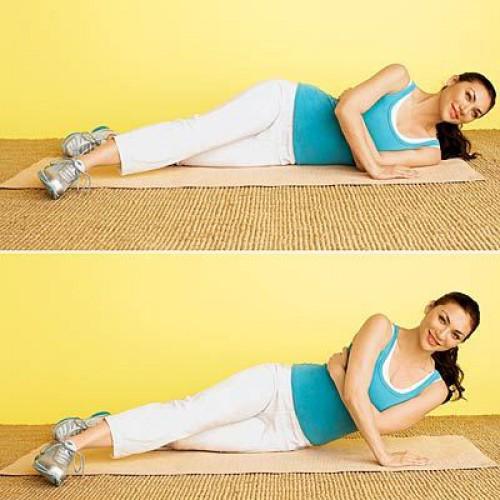 Это упражнение поможет подкачать трицепсы