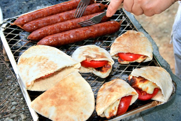 Еда для пикника