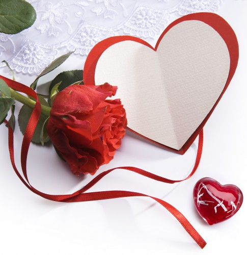 Поздравь свою вторую половинку в День святого Валентина оригинальной любовной запиской