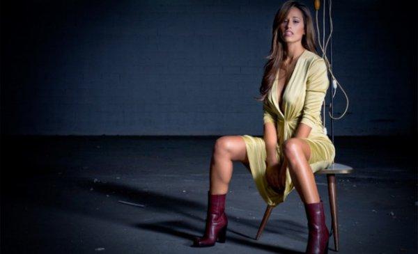 Рита Перейра – девушка с обложки Playboy