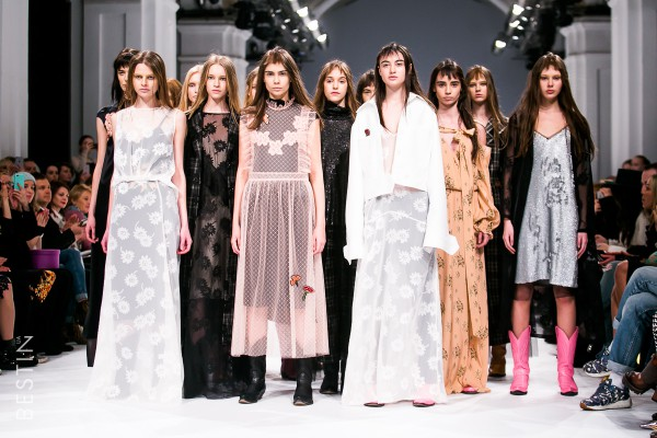 Ukrainian fashion week фото