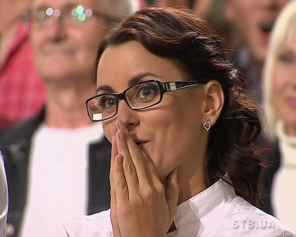 Победитель МастерШеф 2 – Елизавета Глинская