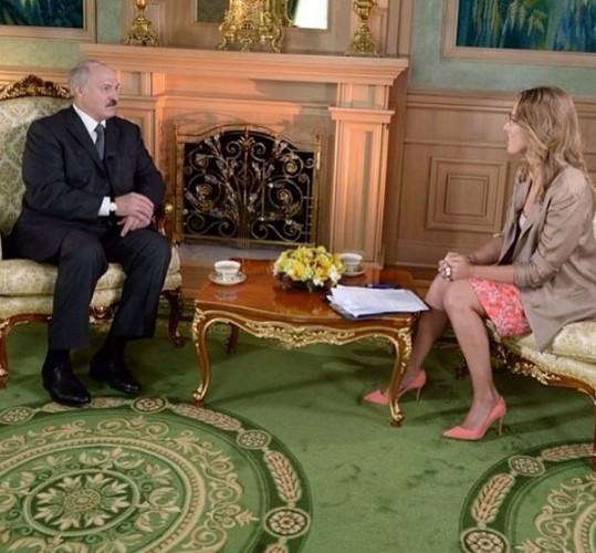 Александр Лукашенко любит тещу